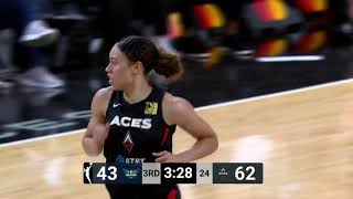 Dearica Hamby Drops Career-High 27 Points by WNBA