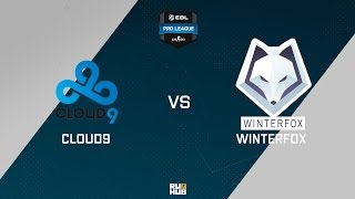 Winterfox vs C9, game 1