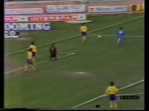 serie a 1987-88: pescara - juventus 2-0!