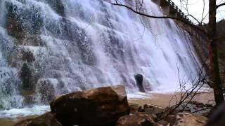 Eureka Springs (AR) United States  City new picture : Eureka Springs Travel Tips - Waterfall at Lake Leatherwood Dam, Arkansas