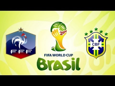 Fifa 14 | Brésil VS France | Demi Final de la Coupe du monde 2014 | PC