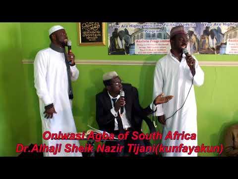 Nigeria Legbegbe 2019 by Dr.Alhaji Sheik Nazir Tijani(kunfayakun)