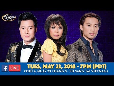 Livestream với Quang Dũng, Việt Hương, Đan Nguyên - May 22, 2018 - Thời lượng: 1:38:56.