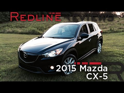 Redline Review: 2015 Mazda CX-5