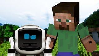 Video If Robots Were In Minecraft MP3, 3GP, MP4, WEBM, AVI, FLV Oktober 2018