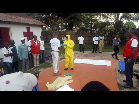 "WHO sieht hohes Risiko: Ebola-Warnstufe im Kongo ""s ..."
