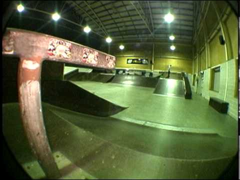 Monster Skatepark Lockin