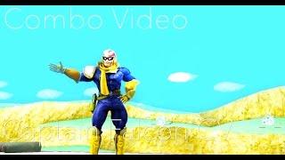 Captain Falcon Combo Video