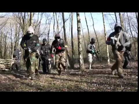 Paintball.be – Indoor & outdoor