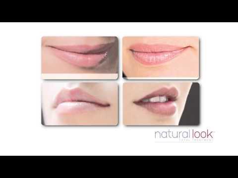 Natural Look - Lips