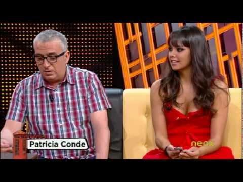 Llamada a Patricia Conde en Dame tu móvil (Otra movida)