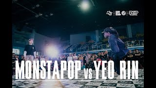 Monsta Pop vs Yeorin – OBS vol.12 Day3 Popping Best16