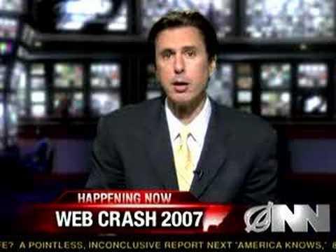 Výpadek internetu má nebývalé důsledky