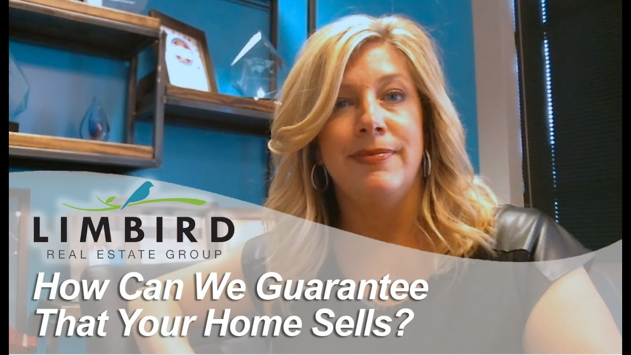 How Can We Guarantee that Your Home Sells?