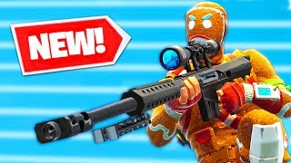 Download Video *NEW* HEAVY SNIPER Gameplay in Fortnite Battle Royale MP3 3GP MP4