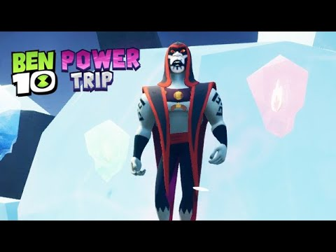 Ben 10: Power Trip - Chilled to the Core - Part 8 [Xbox One Gameplay]