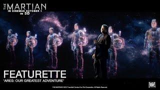The Martian ['Ares: Our Greatest Adventure' Featurette in HD (1080p)], phim chieu rap 2015, phim rap hay 2015, phim rap hot nhat 2015