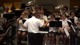 Territorial Music School final program 2016 - The Salvation Army Canada and Bermuda Territory