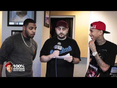 vickuno - Tyga interview at Power 106 with DJ Vick One Part 3.