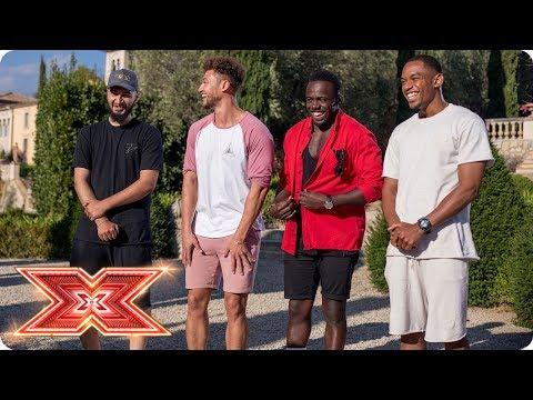 Simon's reveal: Rak-Su and Lemonade go for Simon's final place | Judges' Houses | The X Factor 2017 (видео)