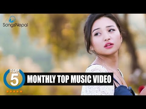 Top 5 Music Videos Of The Month | JUNE 2017 | Hit Nepali Songs