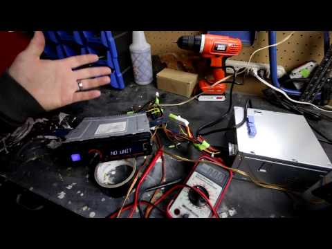 How To Power A Car Stereo Without A Car