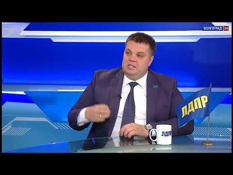 Сергей Попов, руководитель регионального предвыборного штаба ЛДПР