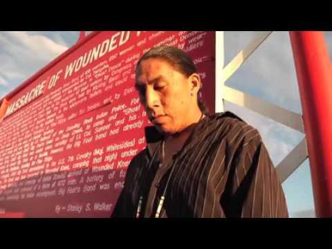 Tee Iron Cloud Lakota indian