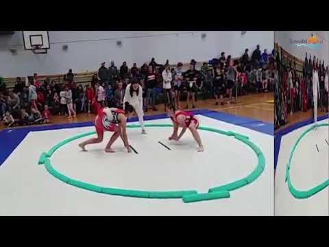Sumo. Zuzanna Konopko bliżej mistrzostw Europy