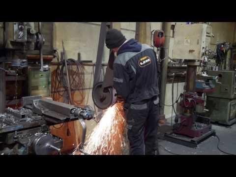Jobs - the movies ! Transformation du métal