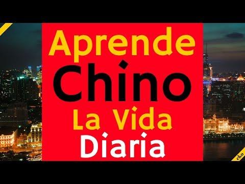 Aprende Chino Para La Vida Diaria 130 Frases Cotidianas en Chino  Español  Chino