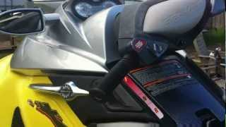 10. seadoo jet ski GTX & Trailer 2004 SUPERCHARGED