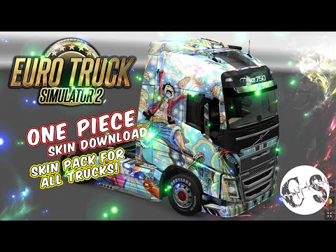 One Piece Skin Pack for All Trucks + Volvo Ohaha