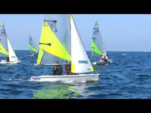 XVII Trofeo RCMS de Vela Ligera, Santander. Domingo 16