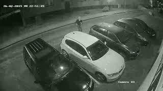 Chciał spalić komuś mieszkanie, podpalił BMW – Kędzierzyn-Koźle