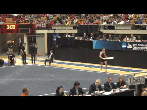 Sam Mikulak - NCAA Team Finals VT