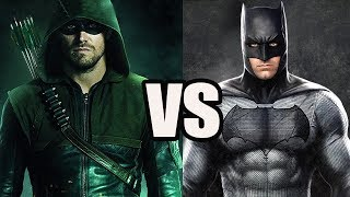 You've already seen how many fighting styles Batman and Arrow know, now you get to see what happens when they go head to head in the very first episode of a new series. Hear a first person account of how it feels like to be in a fight from the perspective of these superheroes and learn about their characters, their techniques, and their philosophies. Brought to you by the same guy who did Batman warehouse fight scene breakdown, why arrow is batman, why cw arrow fans hate felicity, and several other Batman videos! Just in time for the premiere of the justice league comic con trailer!Want more fight scene breakdown and analytical videos? Click right here! https://www.youtube.com/playlist?list=PLEGMqA6EvzxlV-NP7_MO1aPV6y_SUnIx3