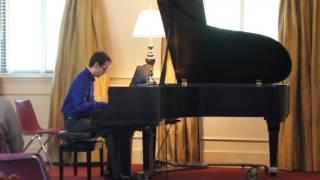 Ryan demonstrates improvisation