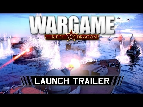 Red - Get the game on Steam now: http://store.steampowered.com/app/251060 Site: http://www.wargame-rd.com FaceBook: https://www.facebook.com/WargameRTS Twitter: ht...