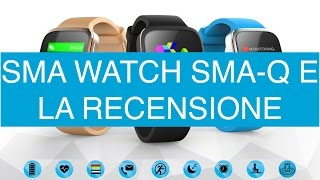 Video: Recensione Sma Watch-Q E, E-Ink Color, Android ed  ...