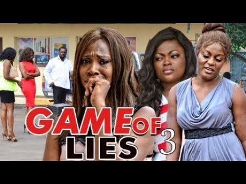 GAME OF LIES 3 - 2017 LATEST NIGERIAN NOLLYWOOD MOVIES