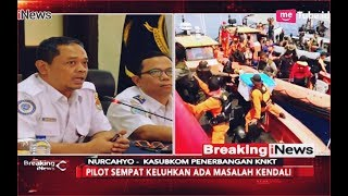 Video Laporan KNKT Terkait Data Black Box Lion PK-LQP, Pilot Alami Hal Ini - Breaking iNews 28/11 MP3, 3GP, MP4, WEBM, AVI, FLV Januari 2019
