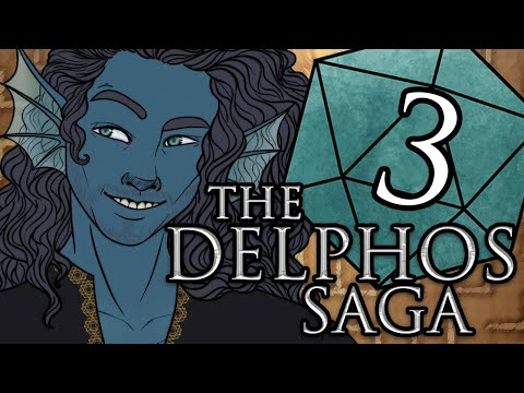 LOTP: The Delphos Saga Episode 3 - Enter the Labyrinth - Dungeons & Dragons