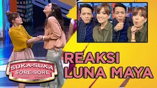 Video EKSPRESI LUNA MAYA Lihat Foto Chika Jessica - Suka Suka Sore Sore (11/1) PART 2 MP3, 3GP, MP4, WEBM, AVI, FLV Januari 2019