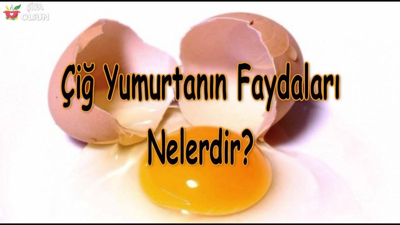 Çiğ Yumurta İçmenin Faydaları Nelerdir
