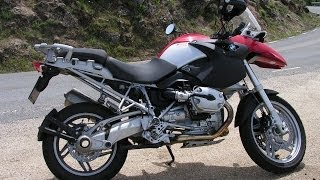 6. BMW 1200 GS: A review of the BMW 1200 GS adventure bike