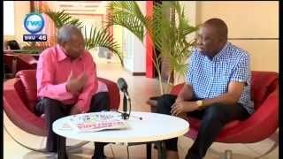 Mahojiano ya Dr. Slaa na Tido Mhando Azam TV Jumapili Septemba 06, 2015
