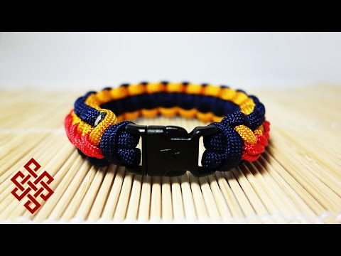 A Better Way Of Using Buckles On Paracord Bracelets