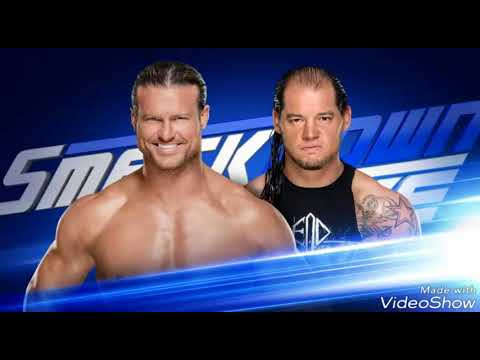 WWE SMACKDOWN LIVE MATCHES FEBRUARY 13,2018