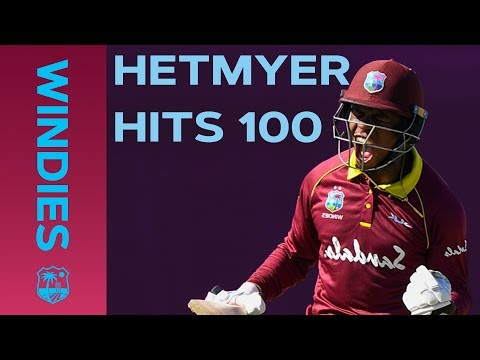100 In Only 82 Balls! Hetmyer's Incredible Innings Against England | Windies Finest - Thời lượng: 6 phút, 3 giây.